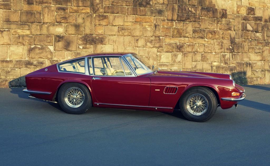 1969 AC 428 Coupé