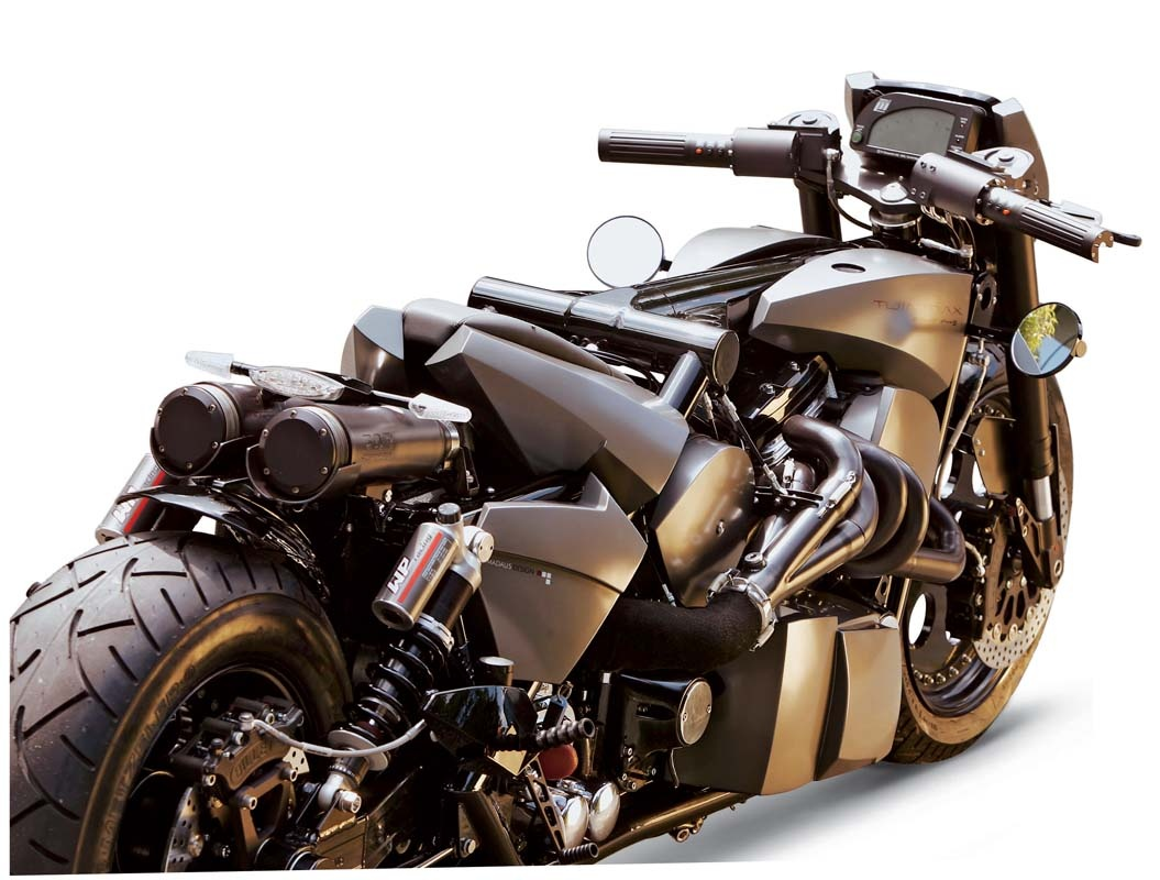 Twintrax German Motorcycle Authority