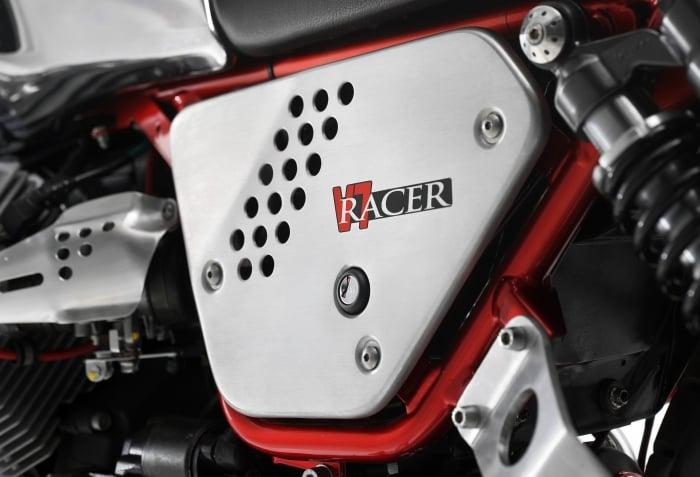 Moto Guzzi V7 Racer 2 Moto Guzzi V7 Racer
