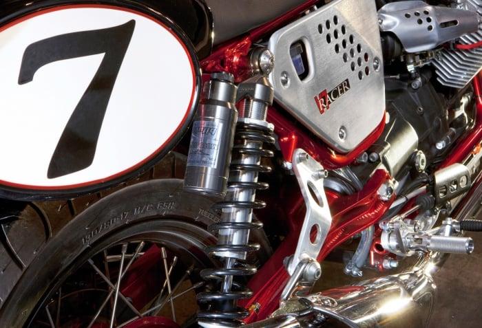 Moto Guzzi V7 Racer 4 Moto Guzzi V7 Racer