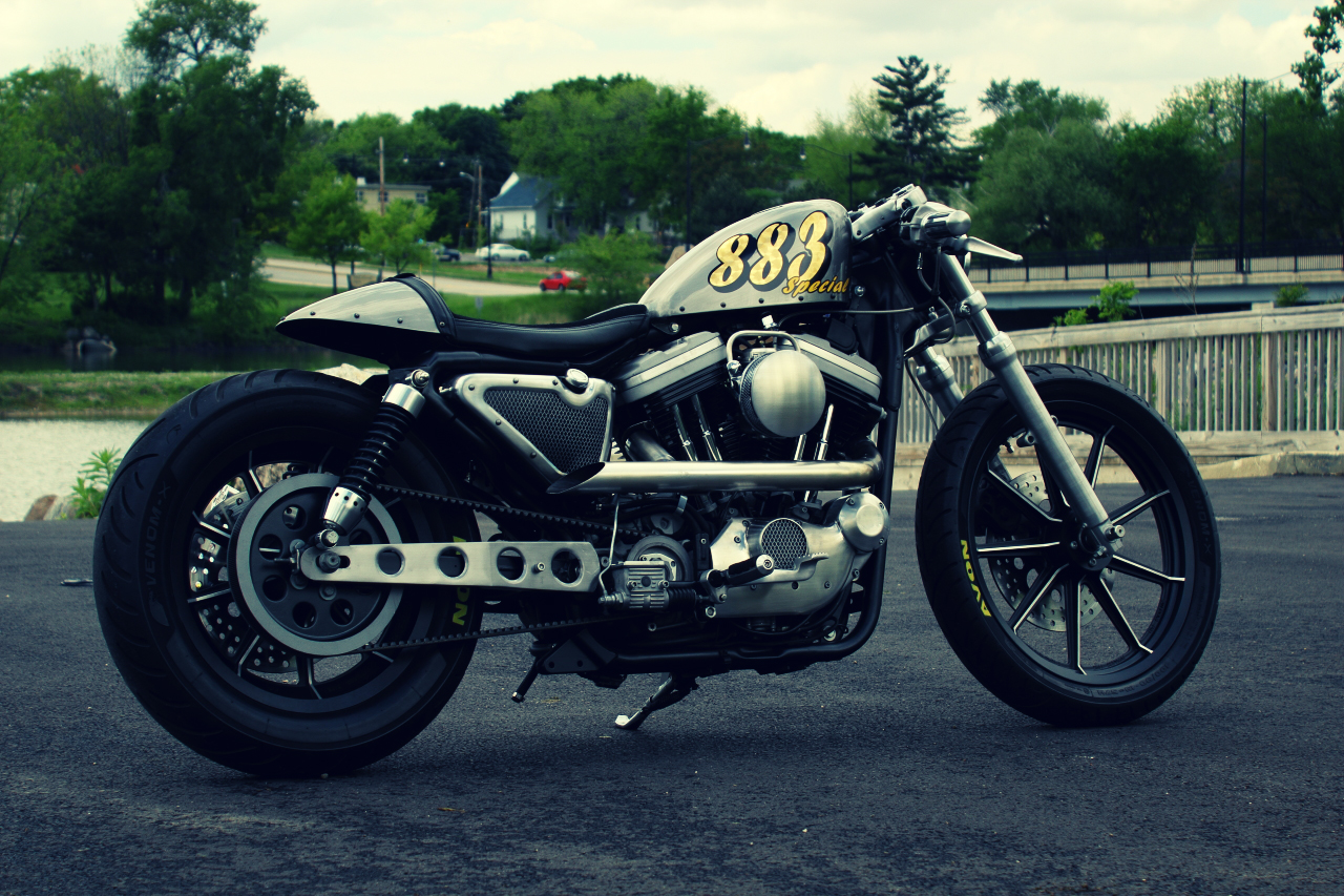 Cafe Racer Parts New York
