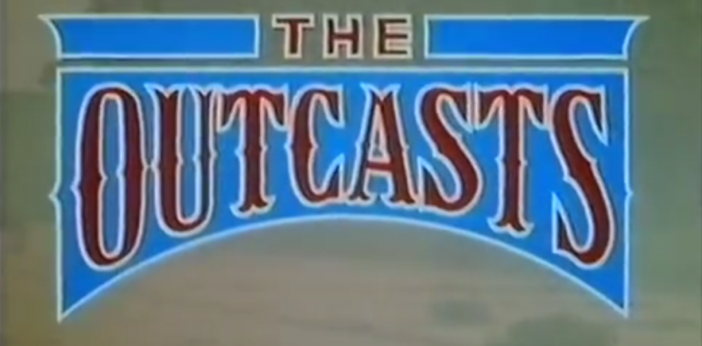 The Outcasts -1985 Motorcycle Gang