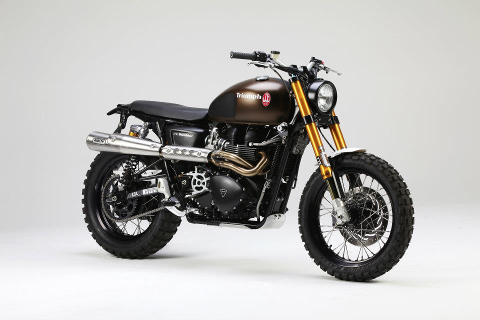 tridays triumph scrambler silodrome. Black Bedroom Furniture Sets. Home Design Ideas
