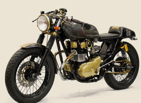 Yamaha XS650 cafe racer 450x330 - Yamaha XS650 Café Racer by Chappell Customs