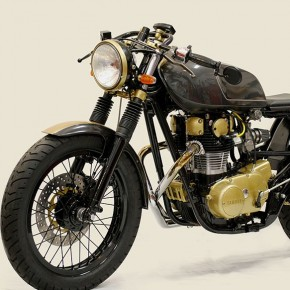 Yamaha XS650 Café Racer by Chappell Customs