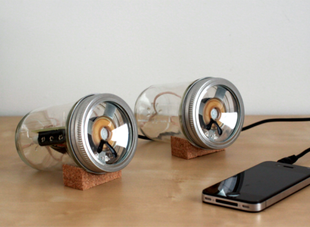 audio jar Sarah Pease Design