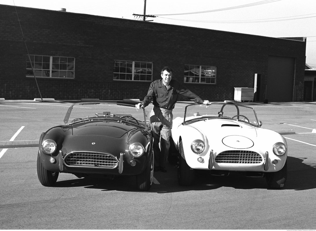 carroll shelby picture Carroll Shelby
