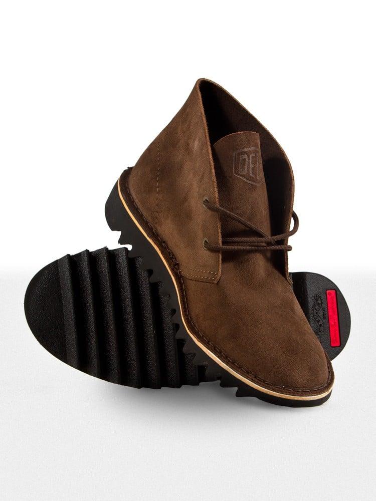 desert boot ripple sole Desert Boot by Deus