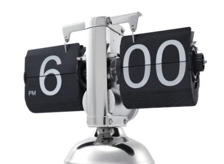 flip clock 450x330 - Retro Flip Clock