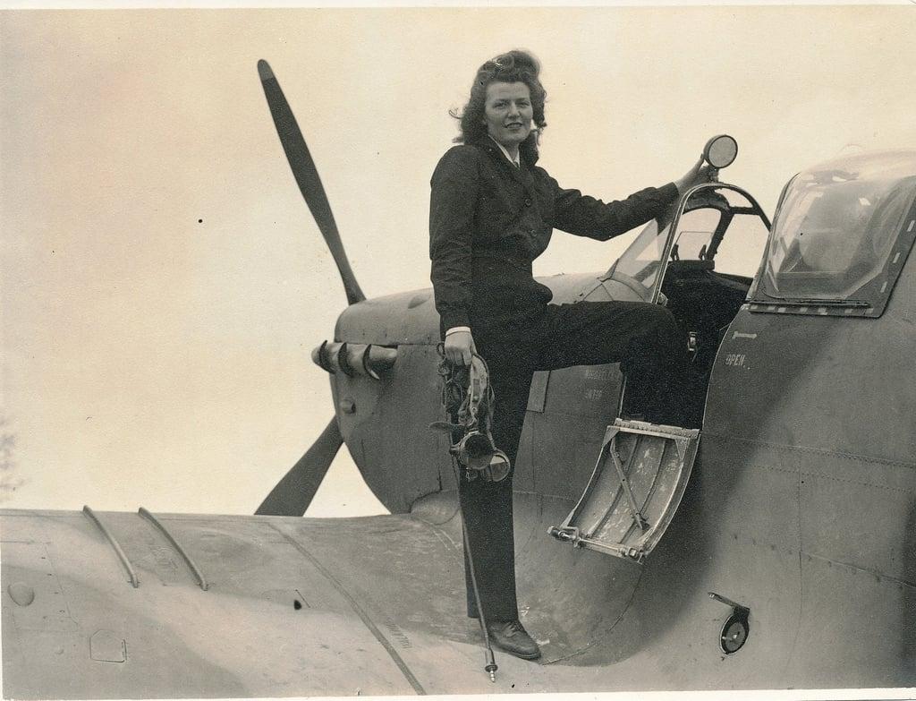 mary guthrie spitfire mkv Mary Hurricane Guthrie