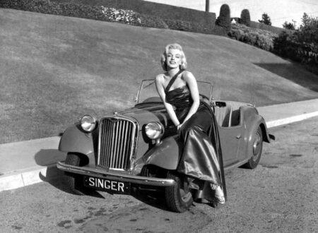 monroesinger 450x330 - Marilyn Singer