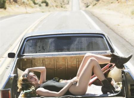 ute car girl 450x330 - Ute Sheila