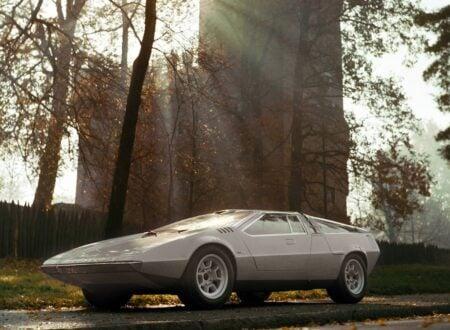 1970 Giugiaro Porsche Tapiro