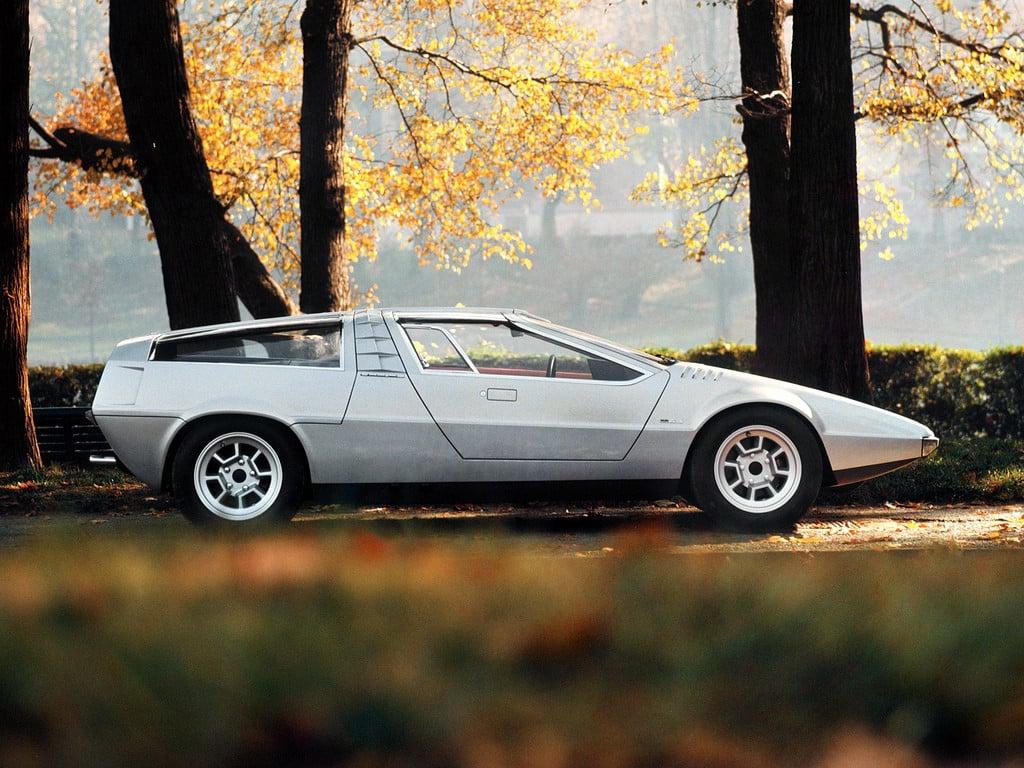 1970 Giugiaro Porsche Tapiro Concept Car 1970 Giugiaro Porsche Tapiro