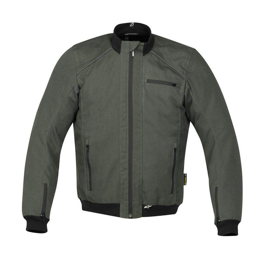 3307111 peat l z Matrix Kevlar Jacket by Alpinestars