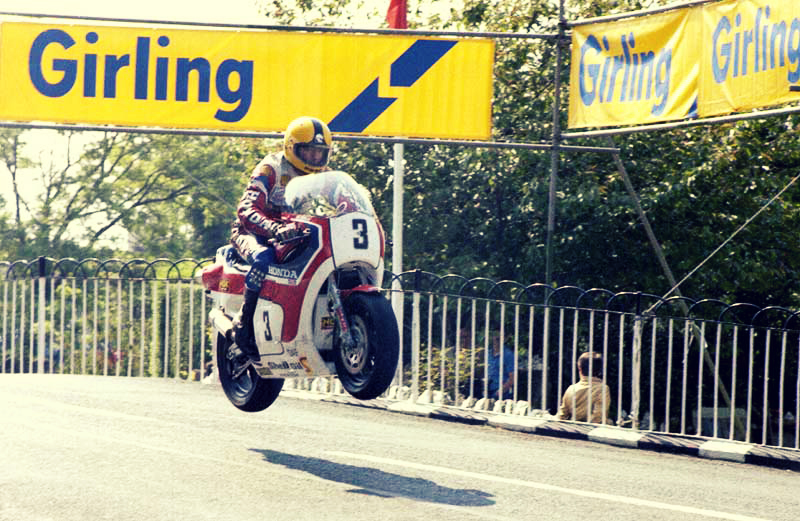 41 Onboard With Joey Dunlop At The 1983 Isle of Man