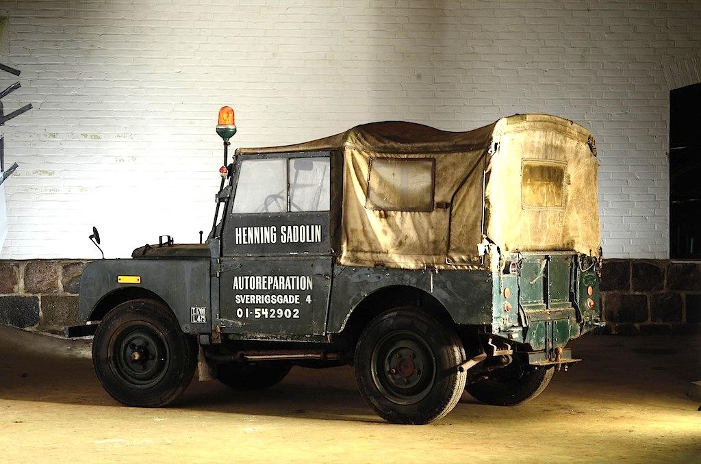 1952 Landrover Series 1
