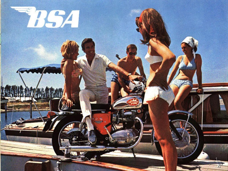 BSA 1968 Brochure USA 05 BSA Boating