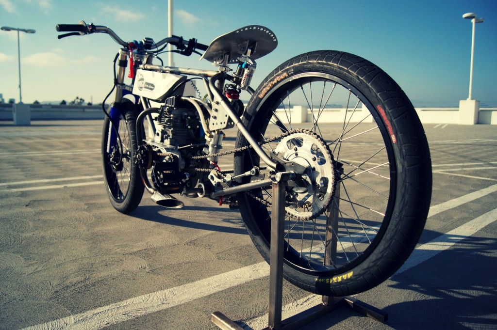 Race Bike by Wolf Creative Customs