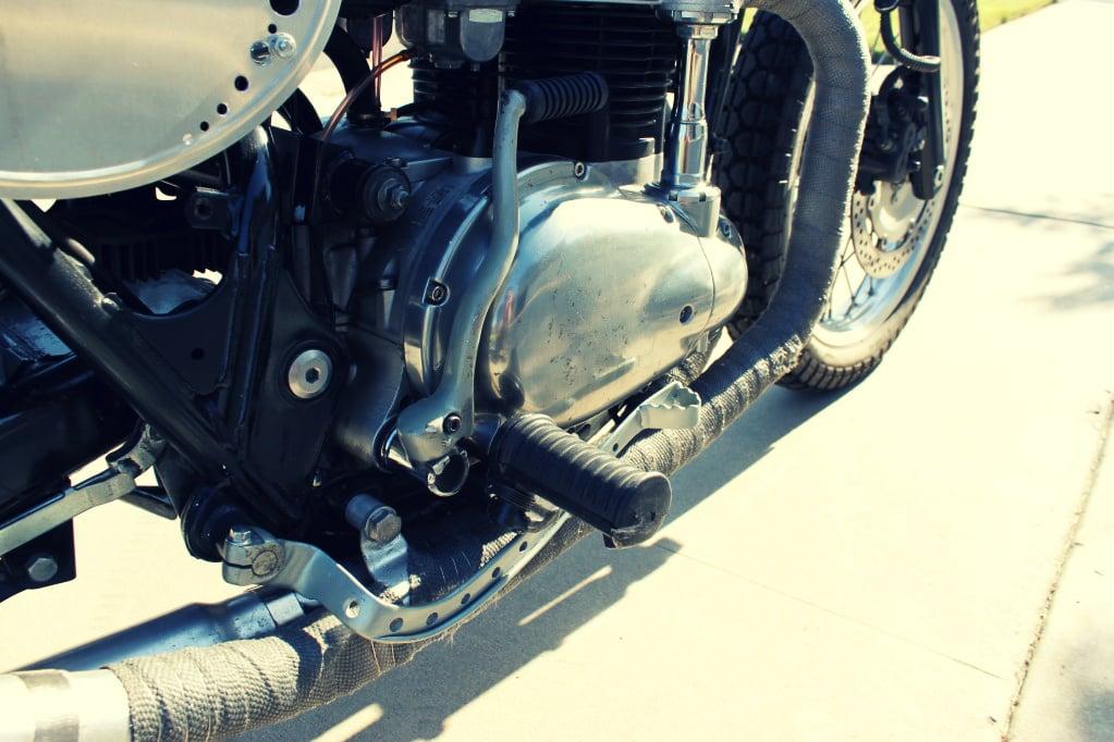 IMG 3488 Kawasaki W650 Flat Tracker