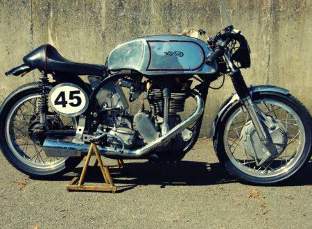 Lot 147 1 2 450x330 - Norton Model 30 Manx Racing Motorcycle