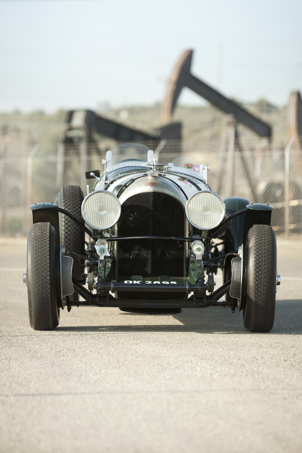 1924 Bentley 3/8 Litre Hawkeye Special