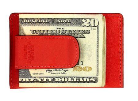 Wallet Clip Jack Spade 450x330 - Mill Leather Clip & Fold Wallet by Jack Spade