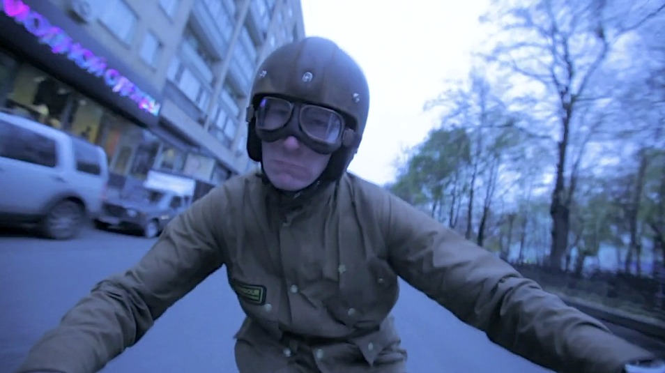 cafe racer and the city fott