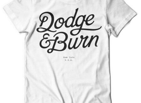 dnb apparel logo grande 450x330 - Dodge & Burn Classic Tee