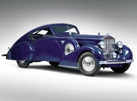 1937 Rolls Royce Phantom III Aero Coupe 1 450x330 - 1937 Rolls-Royce Phantom III Aero Coupe