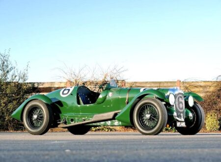 1939 Lagonda V12 ex Lords Selsdon and Waleran Le Mans entry 1 450x330 - Lord Selsdon's Marvellous Lagonda