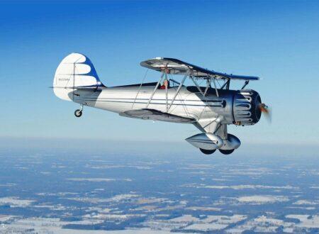 87249671 450x330 - The Waco YMF-5D Biplane