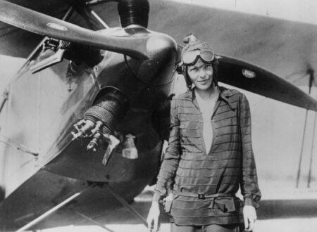 Amelia Earhart 450x330 - Amelia Earhart