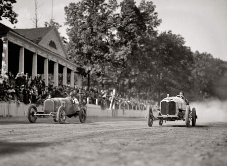 """August 25 1923. Montgomery County Maryland. """"Auto races Rockville Fair."""" 450x330 - Rockville Fair Auto Races"""