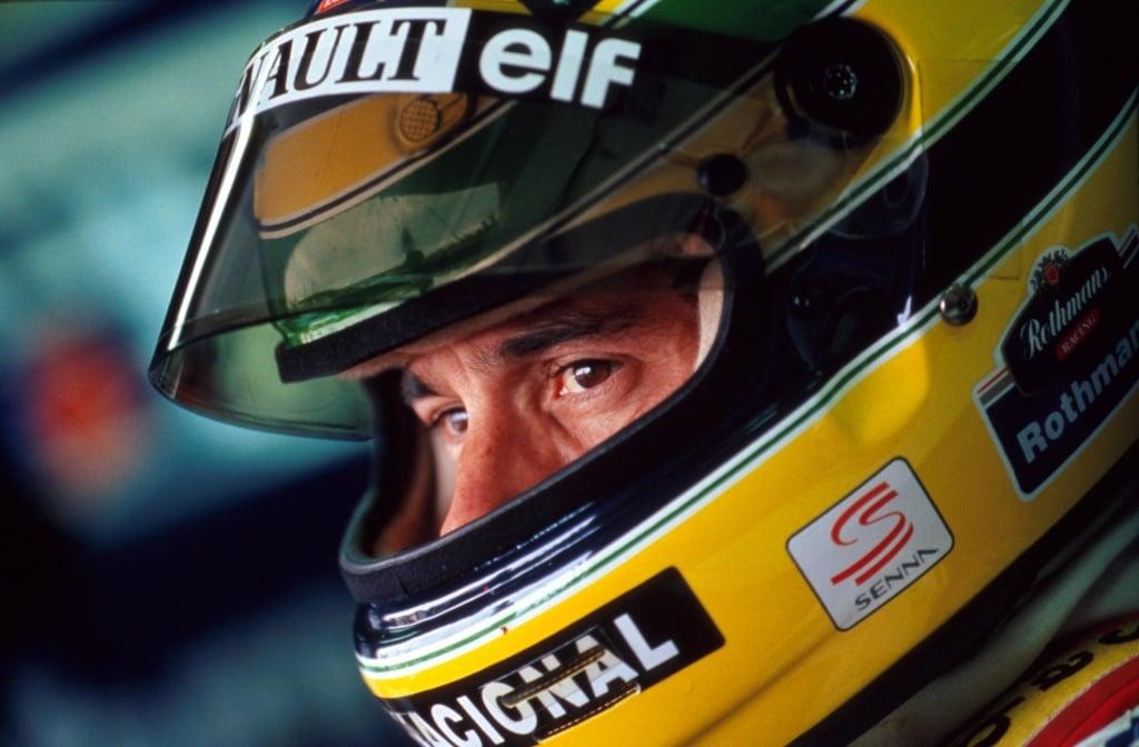 Ayrton Senna - The Right To Win