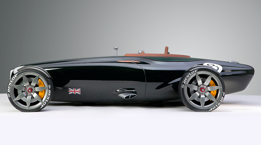 Bentley Barnato Roadster 1 Bentley Barnato Roadster