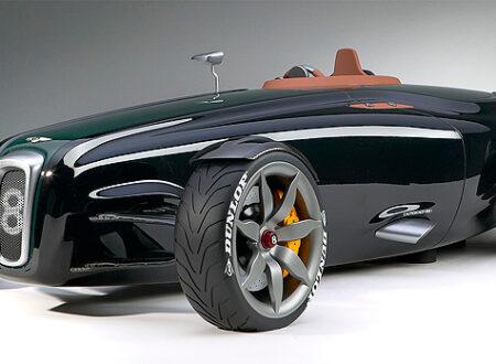 Bentley Barnato Roadster 2 450x330 - Bentley Barnato Roadster