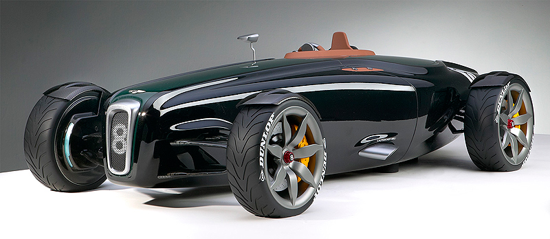 Bentley Barnato Roadster 2 Bentley Barnato Roadster