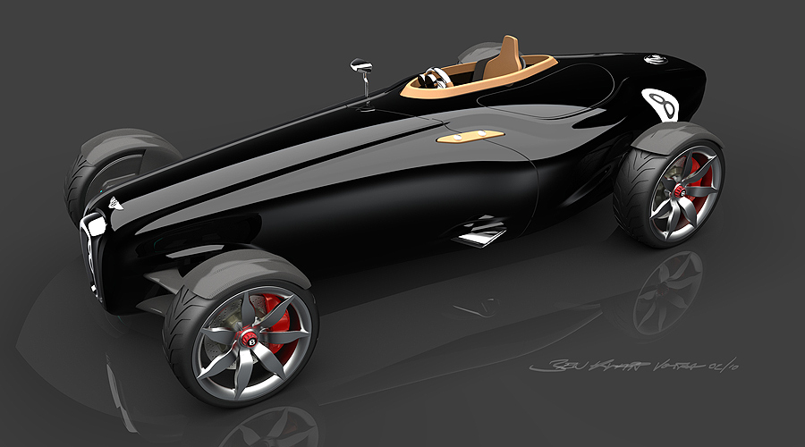 Bentley Barnato Roadster Bentley Barnato Roadster