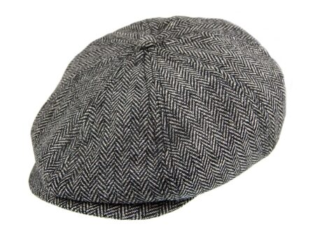 Brixton Hats Brood flap Cap 450x330 - Brixton Hats Brood Newsboy Cap