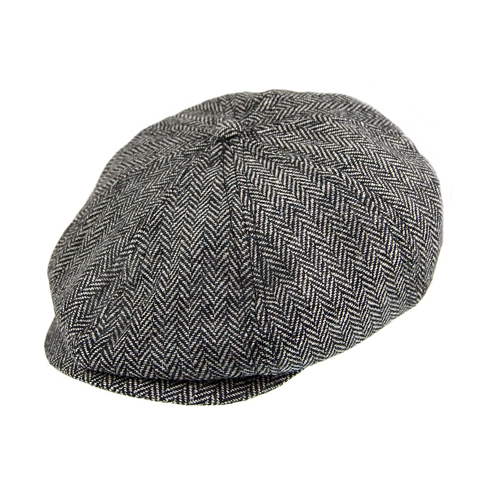 Brixton Hats Brood Newsboy Cap