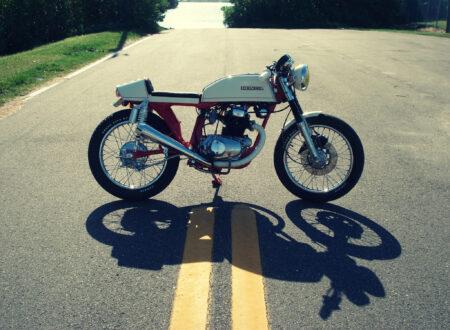 Honda CB200T Cafe Racer 1