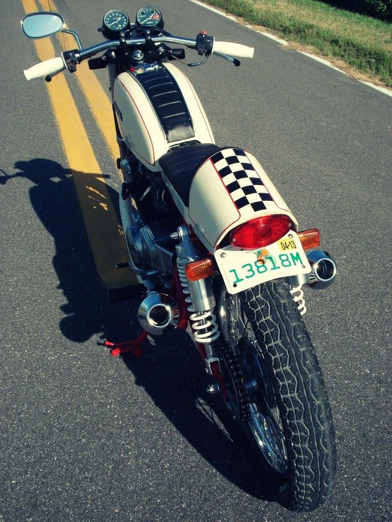 Honda CB200T Cafe Racer 7 768x1024 Honda CB200T Cafe Racer by Bare Bone Rides