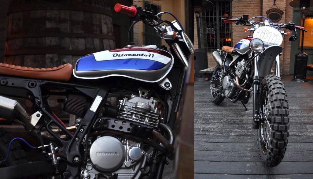 Honda Dominator Ottocento11 2