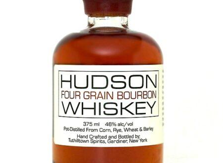 Hudson 4 Grain Bourbon by Tuthilltown Spirits 450x330 - Hudson 4-Grain Bourbon by Tuthilltown Spirits
