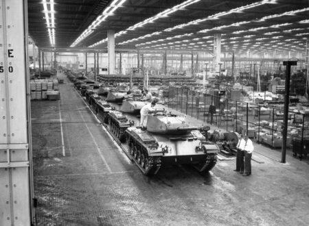M 41 Walker Bulldog Tank 450x330 - M-41 Walker Bulldog Tank