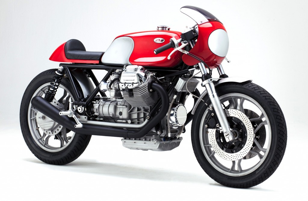 Moto Guzzi Racer 2