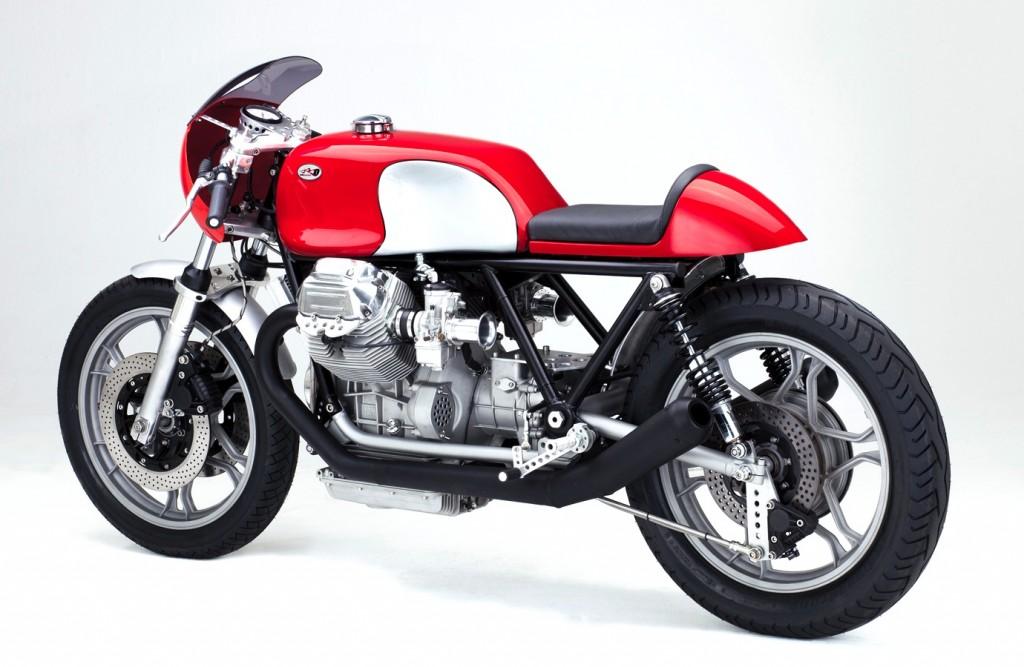Moto Guzzi Racer 3