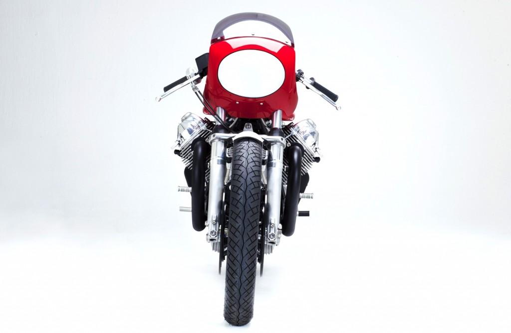 Moto Guzzi Racer 4