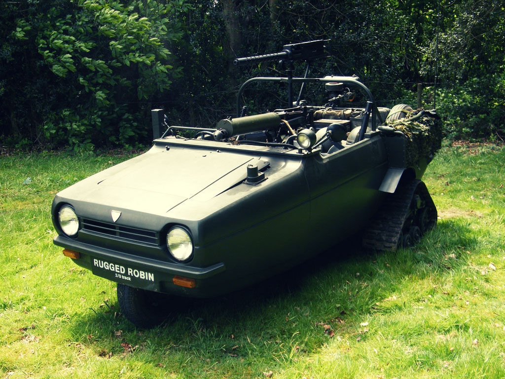 Reliant Rugged Robin 1